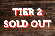 Tier 2 Tickets Have Sold Out! Thumbnail