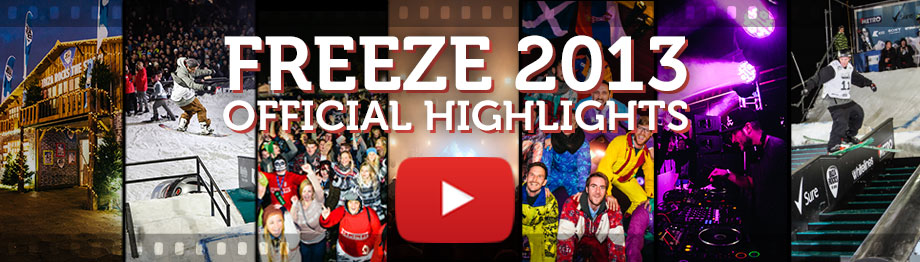 Freeze 2013 Official Highlights